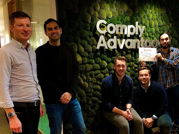 ComplyAdvantage raises $50 million to boost financial crime fight with machine learning